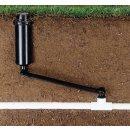 """Hunter Regneranschluss -Swing Joint- Serie SJ-506 1/2"""" x 1/2"""" AG x 150 mm"""