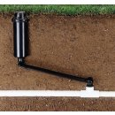 """Hunter Regneranschluss -Swing Joint- Serie SJ-7506 3/4"""" x 1/2"""" AG x 150 mm"""