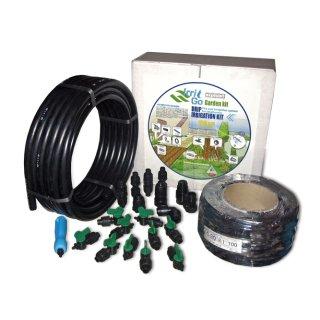 Irritec Tropfbewässerungsset Irrigo Garden Kit für 150m²