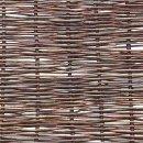 Haselnusszaun BALDO Stabil, waagerecht geflochten, 180cm x150cm