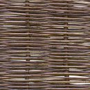 Robinienzaun BALDO Stabil, waagerecht geflochten, 100cm x 120cm
