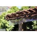 Kaminholzregal, Brennholzregal, Brennholzlager aus Holz...